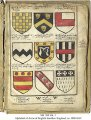 ALPHABET OF ARMS OF ENGLISH FAMILIES | MS 555