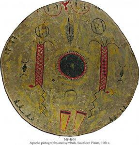Apache Pictographs & Symbols | MS 4604