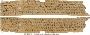 ASOKA LEGEND | MS 2379/44