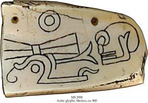Aztec Glyphs | MS 2958