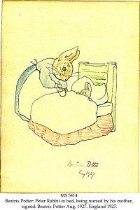 BEATRIX POTTER MISC | MS 5414 (1)