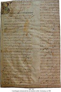 Bede Historia Ecclesiastica | MS 102