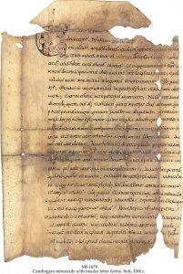 Bobbio: Passion of Peter & Paul | MS 1679