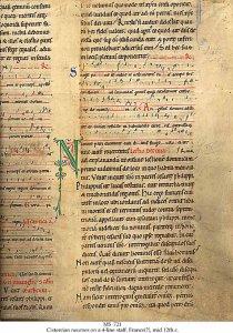 Breviary: Cistercian Neumes | MS 721