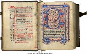 Bridgettine Breviary | MS 039