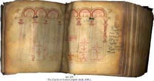 Charles of Anjou Gospels | MS 675 (1)