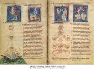 Chronicles of the Kings of England | MS 033 (1)