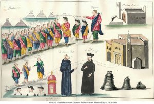 Cronica de Mechoacan | MS 1072