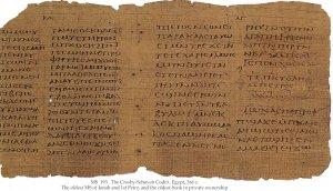 Crosby Schoyen Codex   MS 193