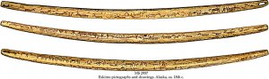 Eskimo Glyphs | MS 2957
