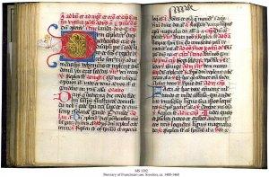 Franciscan Breviary | MS 1392