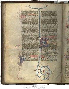 Gaetani Bible | MS 661 (1)