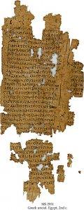 Geological History & Nile Floods | MS 2931