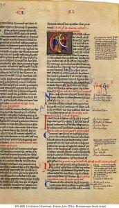 Gratianus Decretum | MS 4480