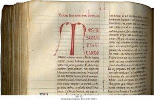 Gregorius Magnus: Moralia (Italy) | MS 031