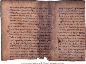 Gregorius Magnus: Moralia | MS 077
