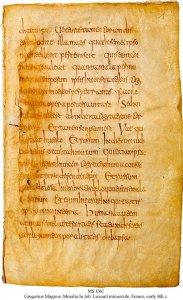Gregorius Magnus | MS 1361