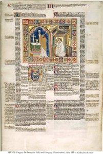 Gregory IX Decretals Book III   MS 1978