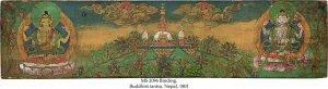 GUHYASAMAJA AND SAMPUTODBHAVA TANTRA | MS 2096 (1)
