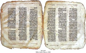 Hebrew Bible (Iraq) | MS 1630