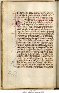 Heloise and Abelarde | MS 2085