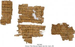 Homer's Odyssey | MS 5069