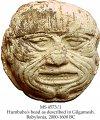 Humbaba Head | MS 4573-1