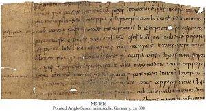 Isidorus Hispalensis: Etymologiarum | MS 1816