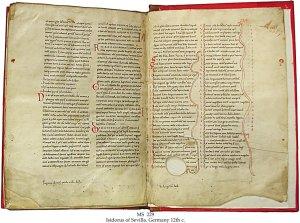 Isodorus of Sevilla (St Isidore) | MS 229