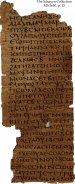 Codex Schoyen | MS 2650 (3)