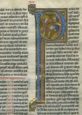 Geraardsbergen Bible: Romans | MS 006 (1)