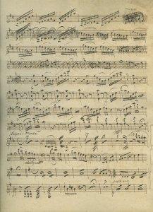 Carl Maria von Weber: Der Freischütz | MS 5475 (1)