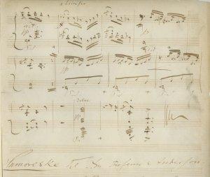 Grieg, Humoreske | MS 5517 (1)