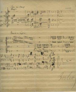 Hector Berlioz: Symphonie Fantastique | MS 5499