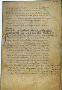 Roman History | MS 50 (1)