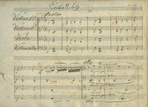Beethoven: String Quartet | MS 5445