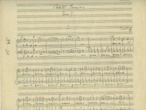 Orff Catulli Carm | MS 5431