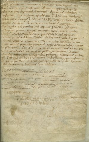 Chants in Metz Notation | MS 5577 (1)