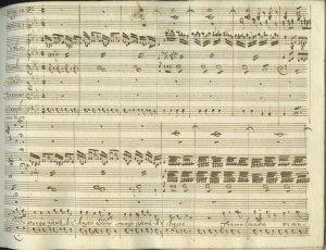 Domenico Cimarosa: La Ballerina Amante | MS 5479