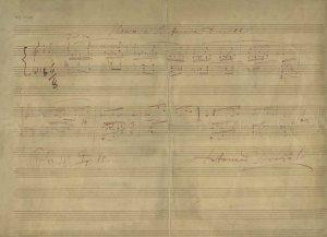 Dvorak Symphony No. 7 in D-minor op. 70 | MS 5563