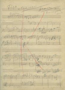 Edward Elgar: Dream of Gerontius | MS 5473