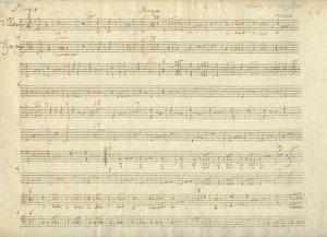 Joseph Haydn: Symphony no. 90 | MS 5402