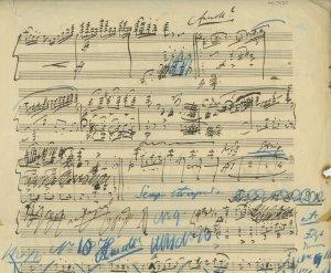Max Bruch: Schwedishe Tänze   MS 5430