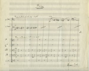 Ravel's Bolero   MS 5573