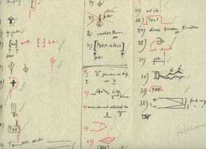 Stockhausen: Pole correction list | MS 5559/2