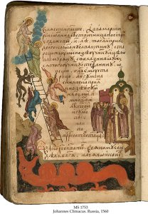 Johannes Climacus: Ladder to Paradise | MS 1753