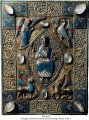 Limoges Cospel Book Cover | MS 4613