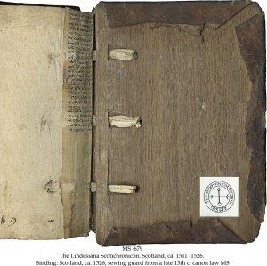 Lindesiana Scotichronicon | MS 679 (1)