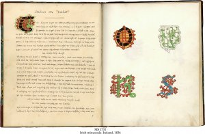 Book of Linismore Alphabet & Annals of Inisfallen | MS 1731