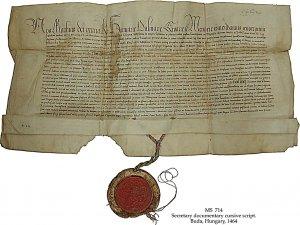 Matthias Corvinus | MS 714